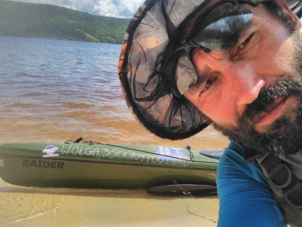 Rekordowy spływ kajakiem