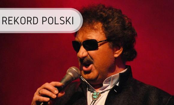 Krawczyk - Rekord Polski