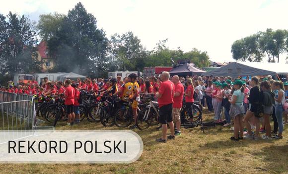 Rekord Polski - Dzwonki Łeba