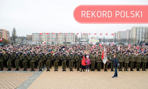 Rekord Polski - Rota