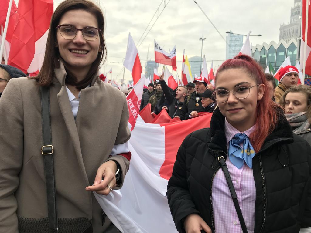 Flaga Polski - organizator
