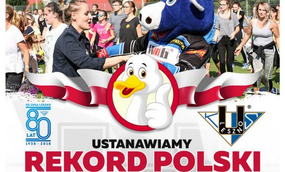 Leszno - Rekord Polski
