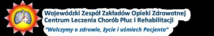 Wojewódzki Zespół Zakładów Opieki Zdrowotnej Centrum Leczenia Chorób Płuc i Rehabilitacji w Łodzi