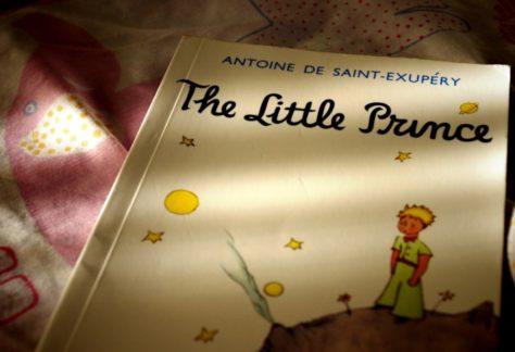 Mały Książę - książka