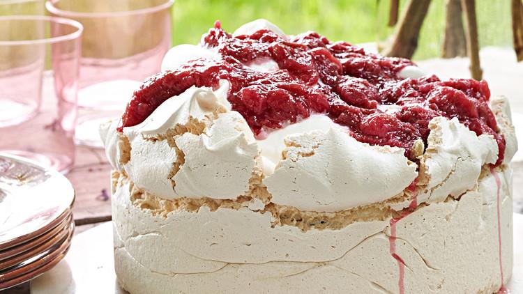 Największy tort bezowy