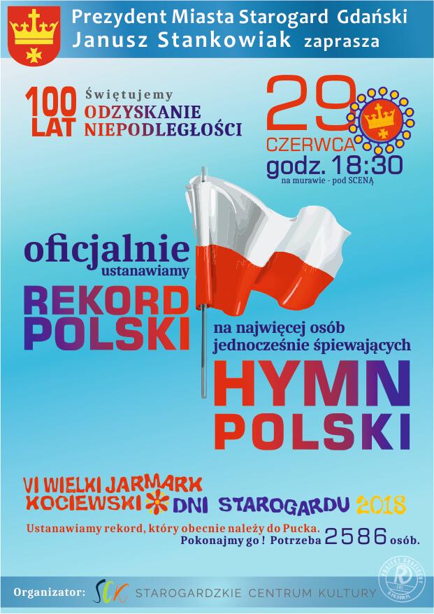 Plakat Starogard