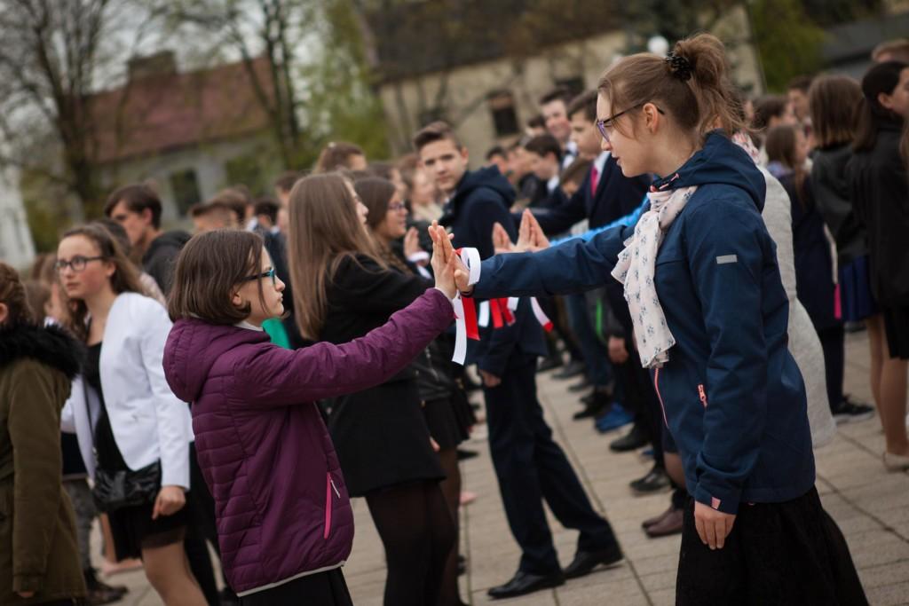 Tańczenie poloneza