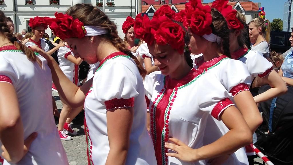 Najwięcej osób tańczących Lambadę