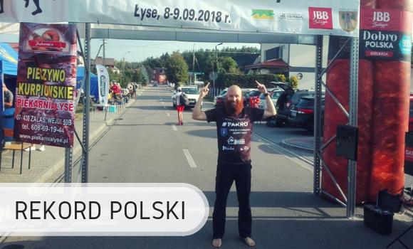 Rekord Polski - Boso