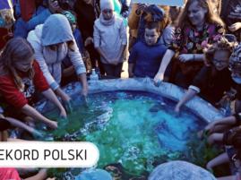 Rekord Polski największy slime