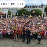 Najwięcej osób przebranych za motyle - Rekord Polski