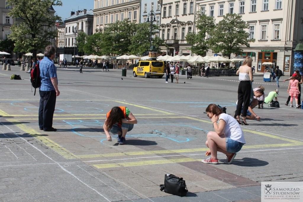 Największy obraz kredą Rekord Polski