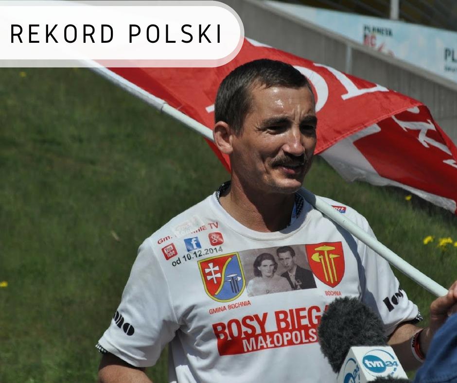 Paweł Mej pobił Rekord Polski