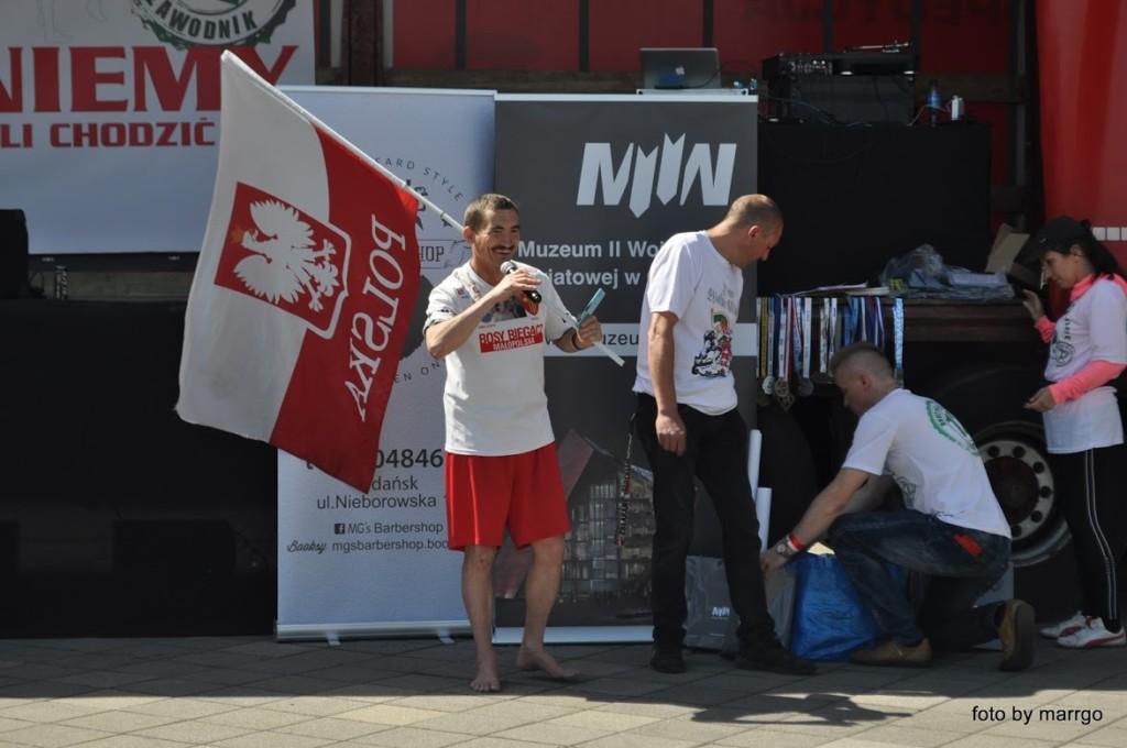 Rekord Polski Paweł Mej