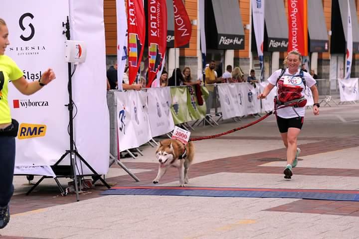 Pierwszy Silesiamarathon