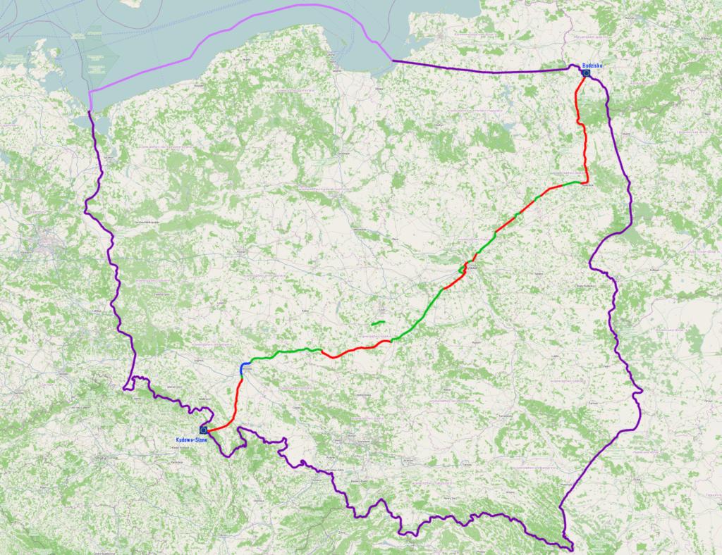 Mapa DK8