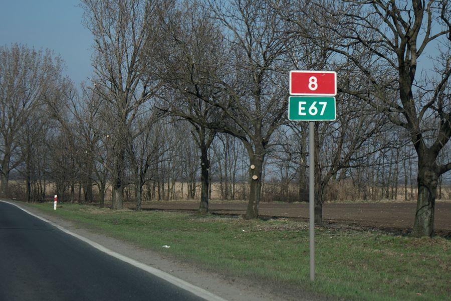 Droga Krajowa nr8