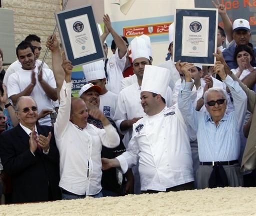 Hummus rekord