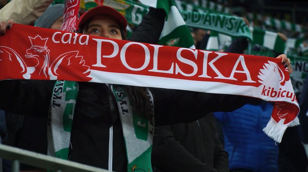 Rekordowe śpiewanie hymnu Polski