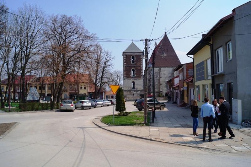 Najmniejsze Polskie miasto