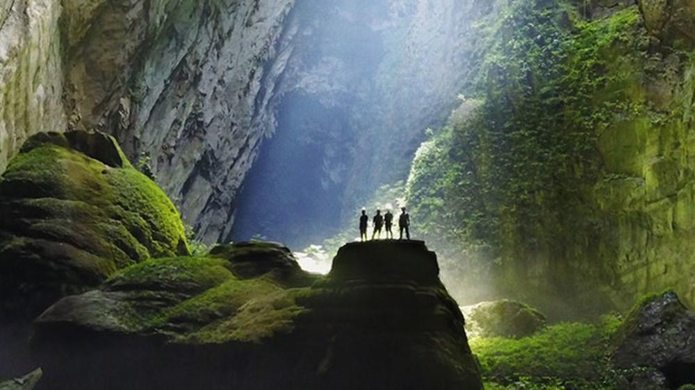 Największa jaskinia