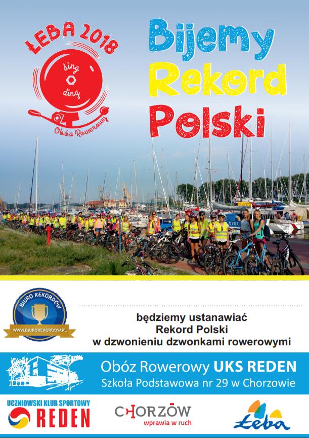 Plakat Łeba
