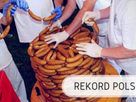 Rekord Polski - Kiełbasa