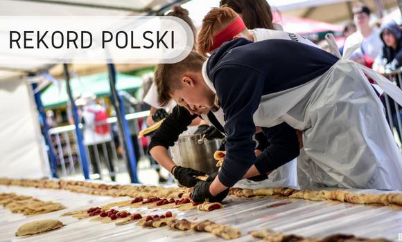 Rekord Polski - naleśnik