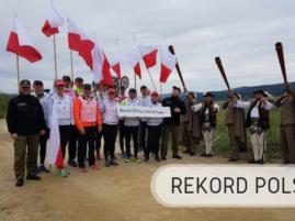 Straż Graniczna - Rekord Polski