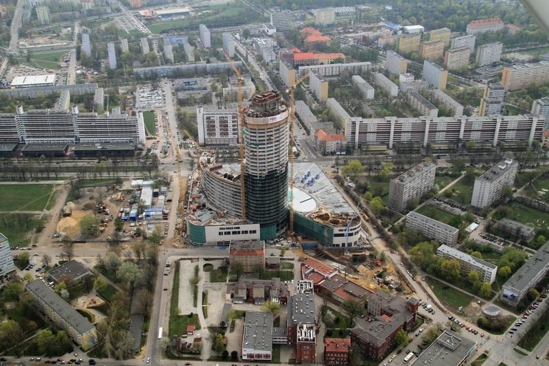 Budowa najwyższego