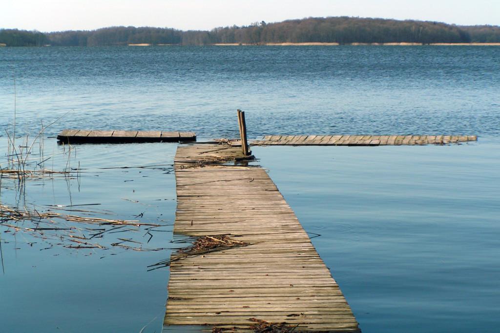 Jeziorak Jezioro