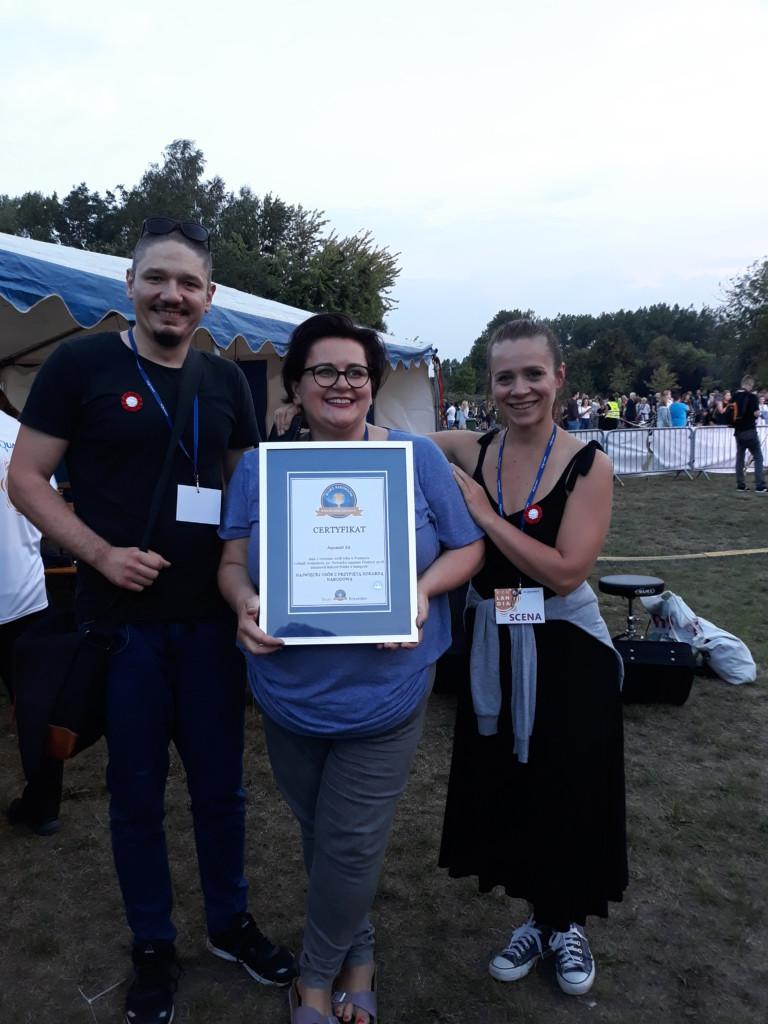 Rekord Polski Aquanet