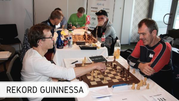 Najdłuższy maraton gry w szachy