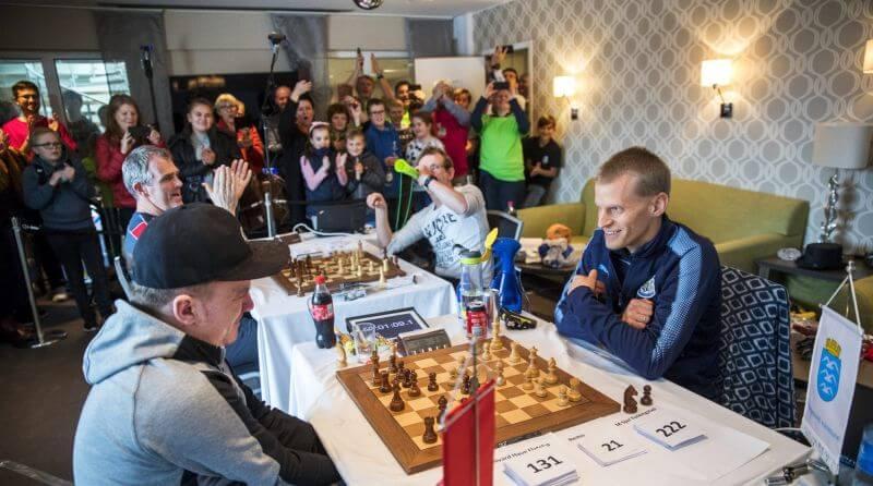 Najdłuższy maraton szachowy
