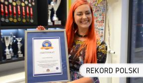 Joanna Bandurska Rekord Polski