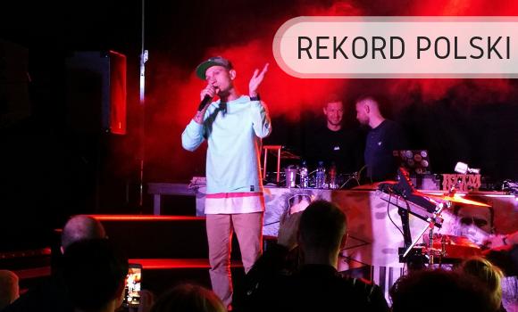 Rekord Polski - Freestyle Rap