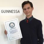 Rekord Guinnessa - Kaczmarek