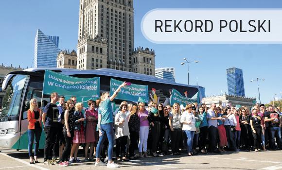 Rekord Polski - książki