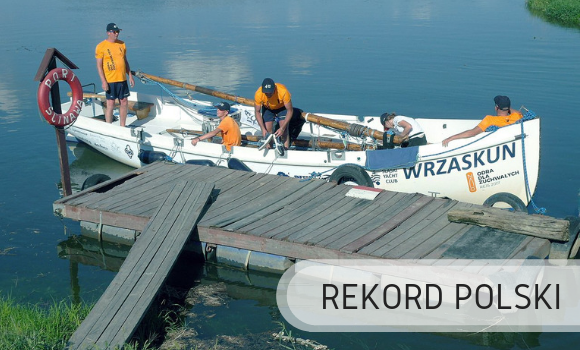 Rekord Polski naOdrze