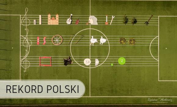 Rekord Polski - Nuty