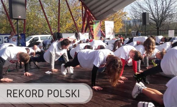 Rekord Polski - Pompki