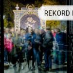Rekord Polski - Światło