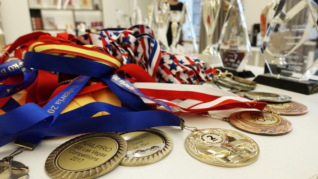Najwięcej medali