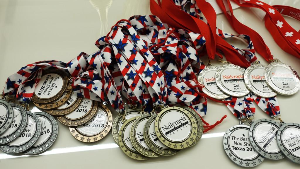 rekordowe medale