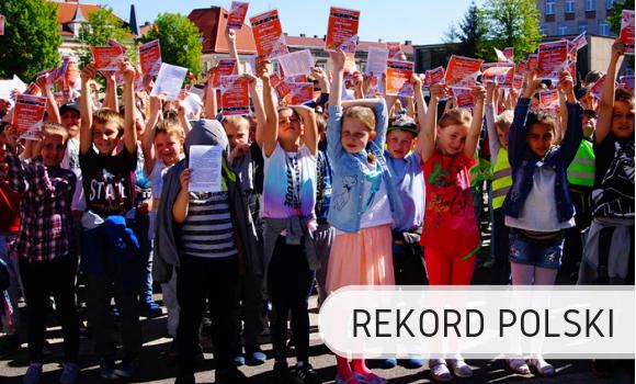 Legenda regionalna - Rekord Polski