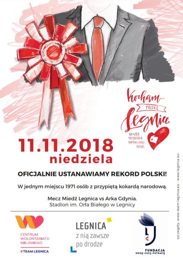 Plakat Legnica