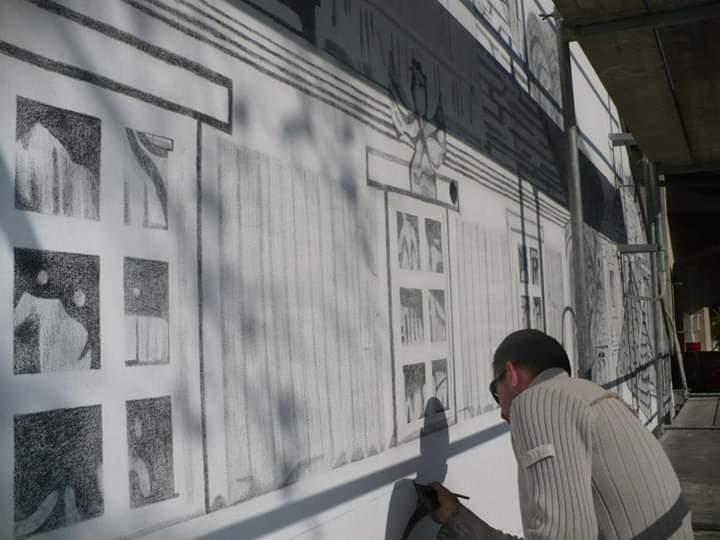 Zdjęcie muralu