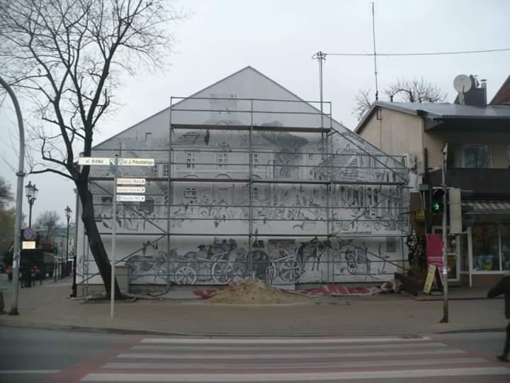 najwiekszy mural