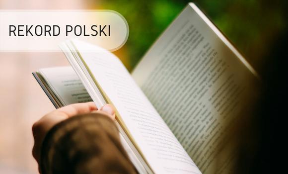Czytanie - Rekord Polski