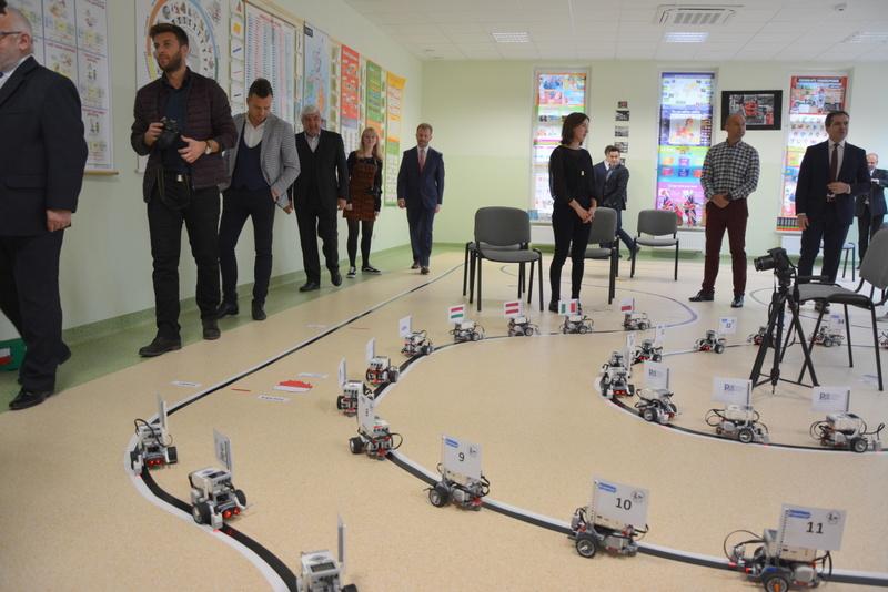 Rekordowa parada robotów